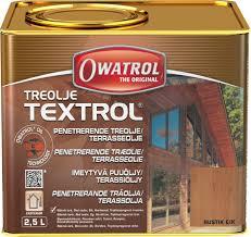 Textrol terrasseolje