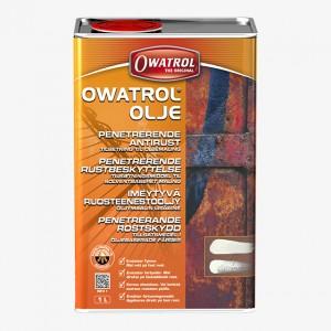 Owatrol oljefat 100 liter